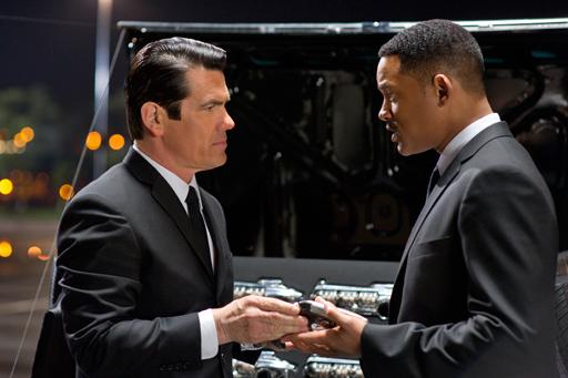 'Men in Black III' won't let you remember part 2