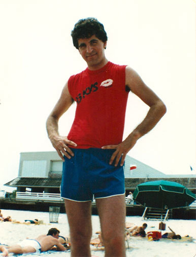 Neal Augenstein is bummed about beachwear