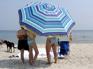 Before slathering sunscreen, know how to use it safely