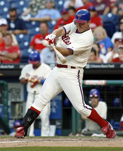 Orioles trade for Phillies' Jim Thome