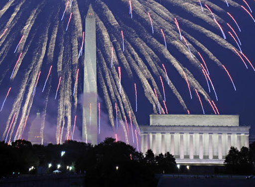 Fourth of July celebrations across the region