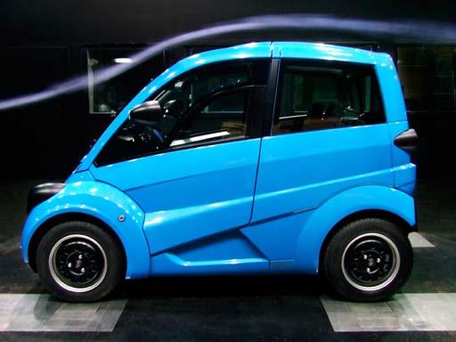 Gordon Murray S Website Calls It The World Most Efficient Electric Car Courtesy Of Gordonmurraydesign