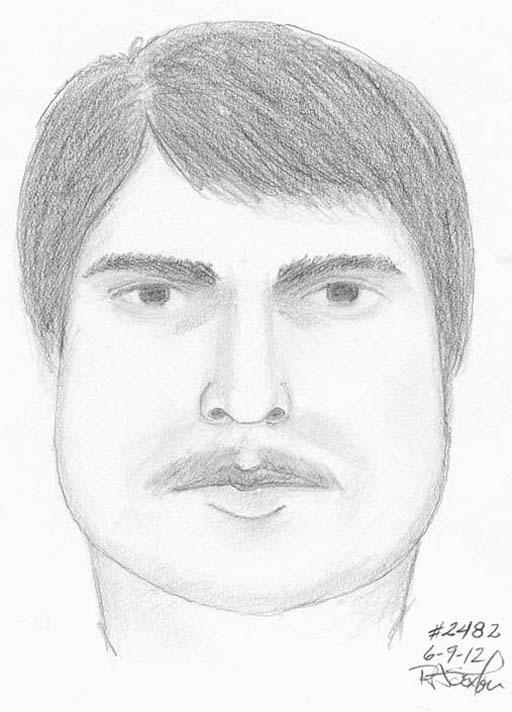 Fairfax police release sketch of suspect
