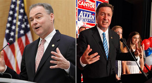 Senate contenders agree on what's best for Virginians