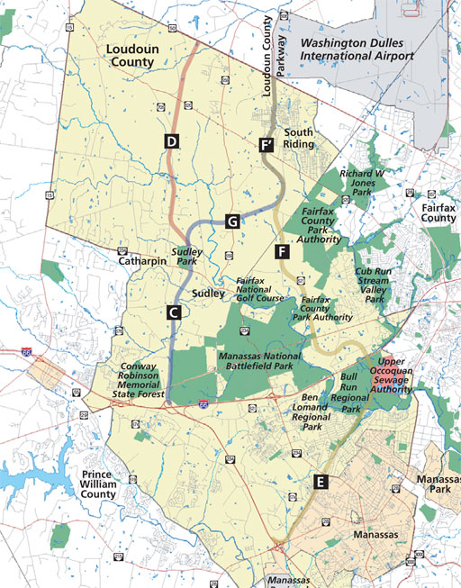 Resurrection of Bi-County Parkway places some on edge in Prince William Co.