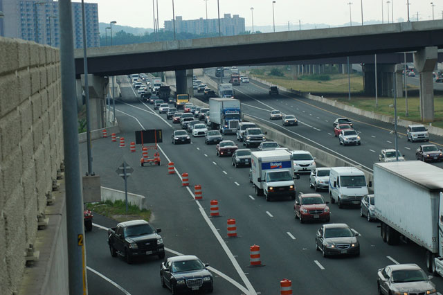 Traffic congestion in DC region to explode in coming years