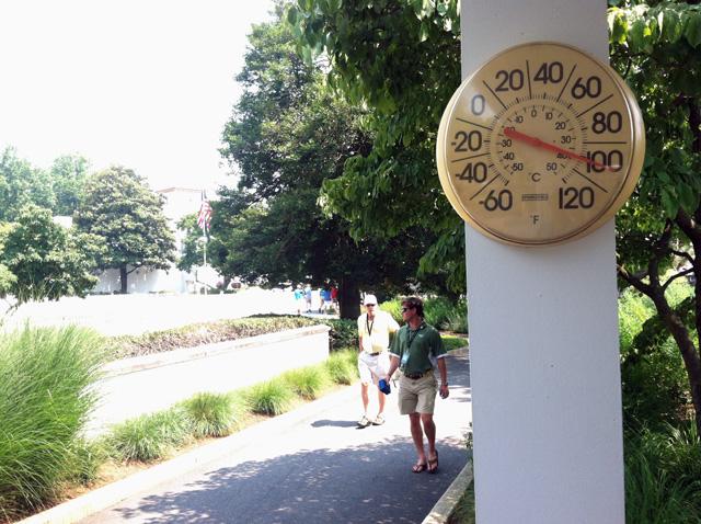 CDC: Intense heat, weather to stick around