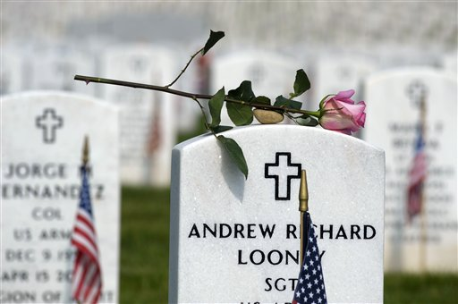 Arlington National Cemetery to release smartphone app