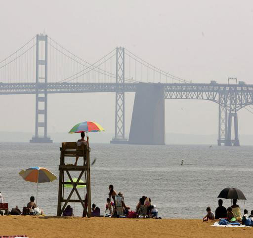 Questions about Bay Bridge travel after derecho