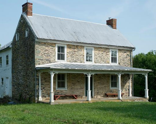 18Th Century House 18th-century house goes on virtual auction block | wtop