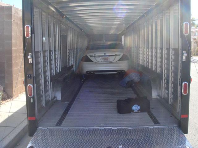 Mercedes Benz Floor Mats >> Bryce Harper's shiny new ride | WTOP