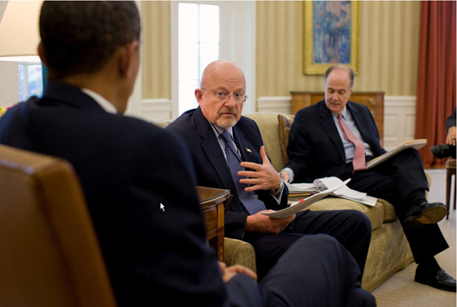 What Clapper doesn't know keeps him up at night