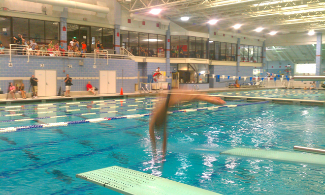 U.S. Olympic diving team gears up for London