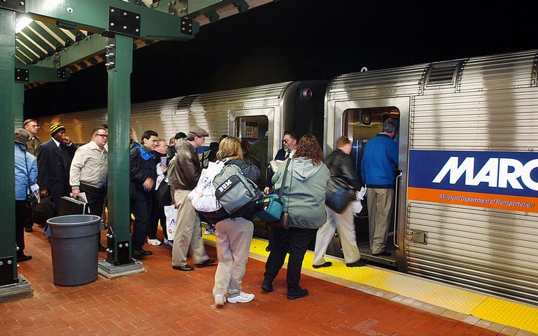 MARC Brunswick line operates on modified schedule