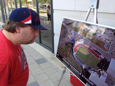 Potomac Nationals ballpark to have crab house
