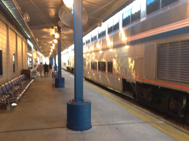 Auto Train offers an alternative to driving to Florida