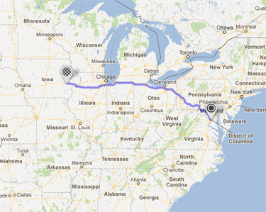 New site puts the fun back in longdistance travel  WTOP