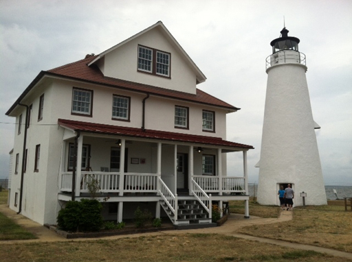 Cove Point Lighthouse opens its doors for overnight guests