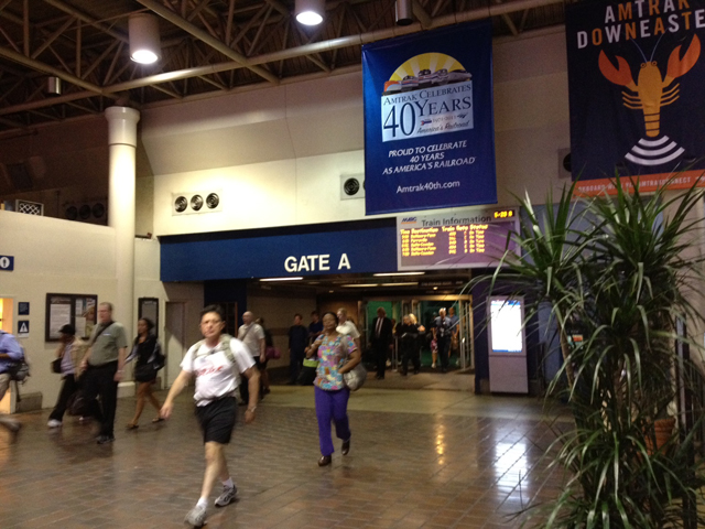 Amtrak proposes $7B transformation at Union Station