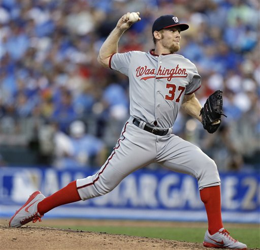Strasburg dilemma looms for 1st-place Nationals