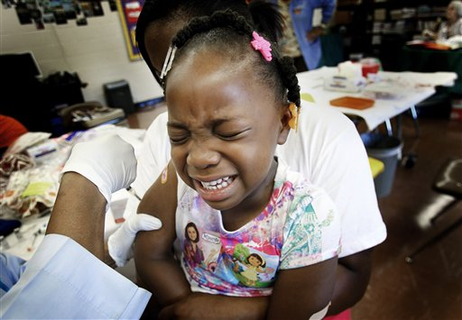 Back to school? Check your child's immunizations