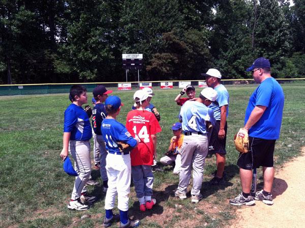 Fairfax Co. kids teach Russian counterparts baseball