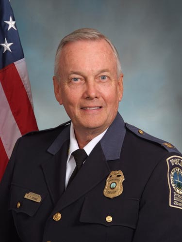 Pr. William County police chief announces retirement