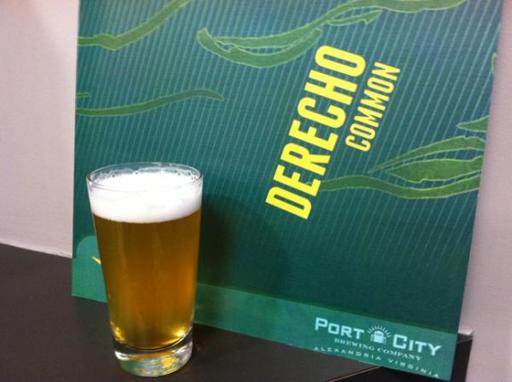 Port City Brewing releases Derecho Common beer