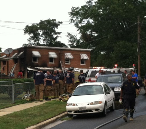 Second victim dies in deadly Capitol Heights fire