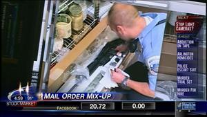 Man orders flat-screen, gets semi-automatic