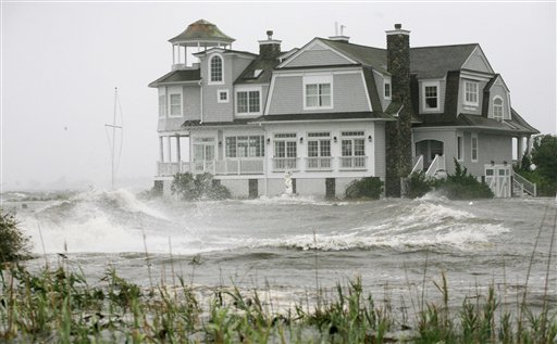 Hurricane season brings flood insurance reminder