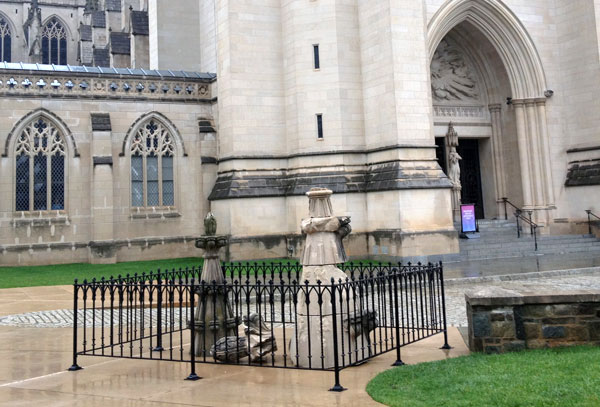 National Cathedral seeks donations for quake repairs
