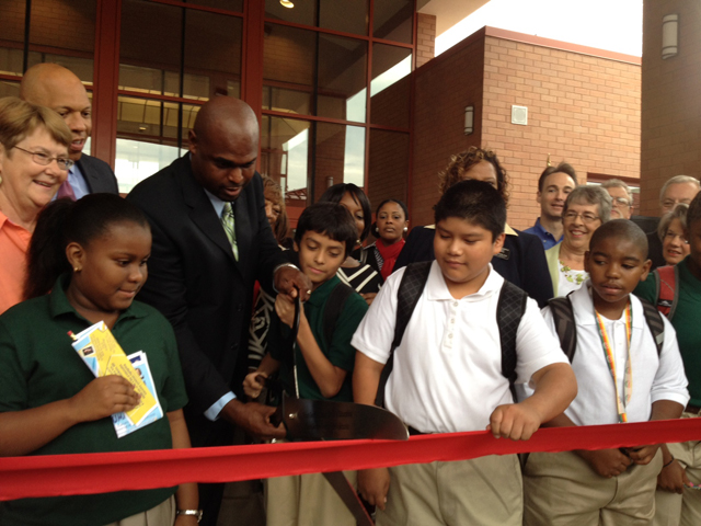 Greenbelt Middle Is Prince George S Newest Green School