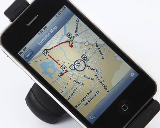 Most of us use phones to navigate streets, public transit