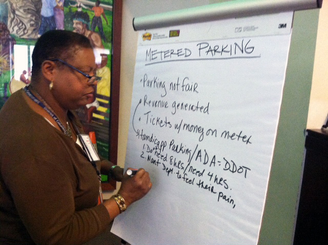 DDOT wants to hear about D.C.'s parking problems