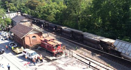 Md. fatal derailment caused $2.2M in damage