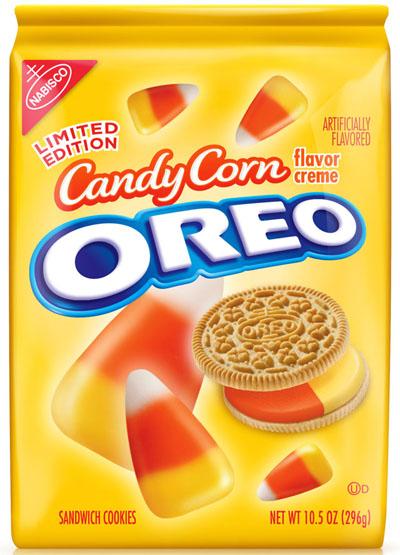 New Halloween Oreo is no trick