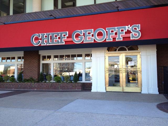Chef Geoff's opens newest restaurant in Rockville