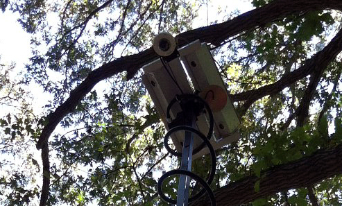 New cameras to watch cameras that watch you