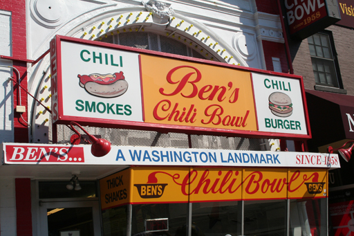 Ben's Chili Bowl: A DC institution turns 60