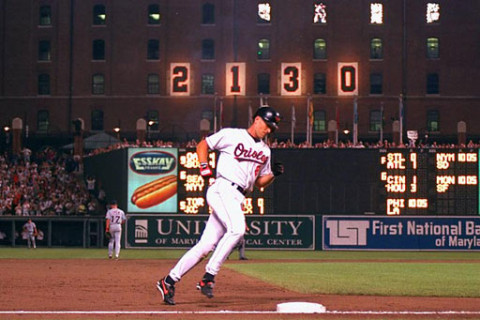 Blog: Opening the time capsule of the O's last winning season