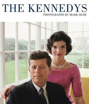 Previously unseen Kennedy family photos released