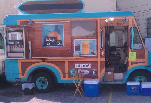 Food trucks gather at Trucktoberfest