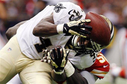 NFL Week 3 recap: Struggling Saints, stumbling refs