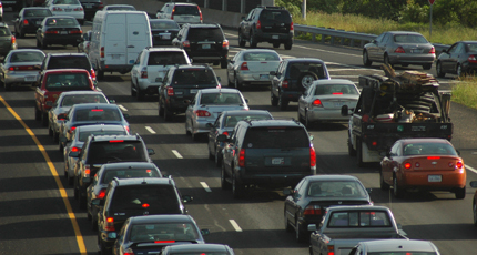 Region will rely on cars for foreseeable future