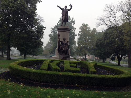 Blog: Graveyard tour combines history with the spooky