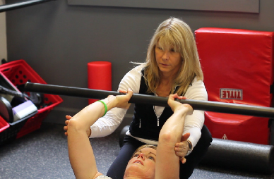 Personal trainer breast cancer survivor certification