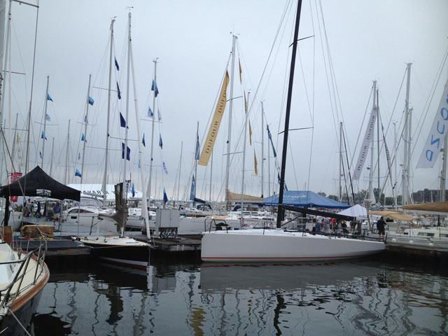 Largest, oldest boat show arrives in Annapolis Oct. 4-8