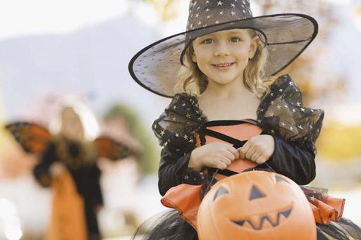 Top Halloween costumes in 2012