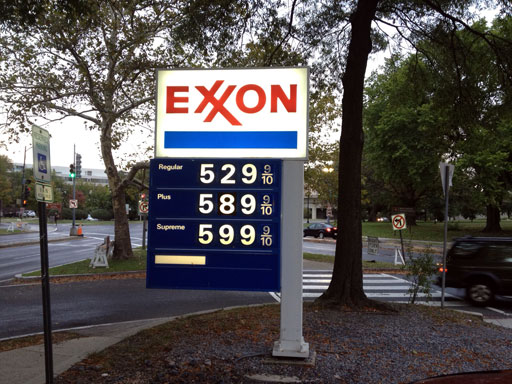 Could California's gas price spike happen here?
